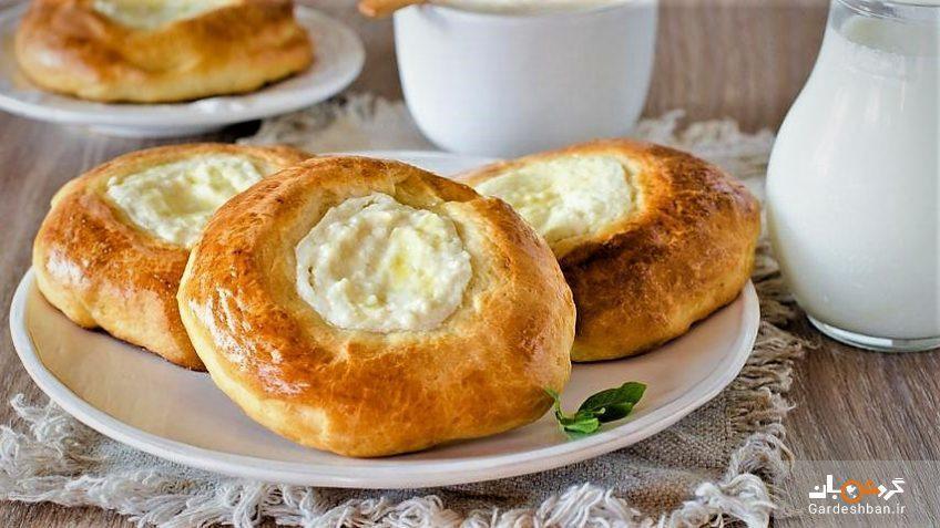 طرز تهیه نان پنیری واتروشکا از دسرهای مشهور روسیه