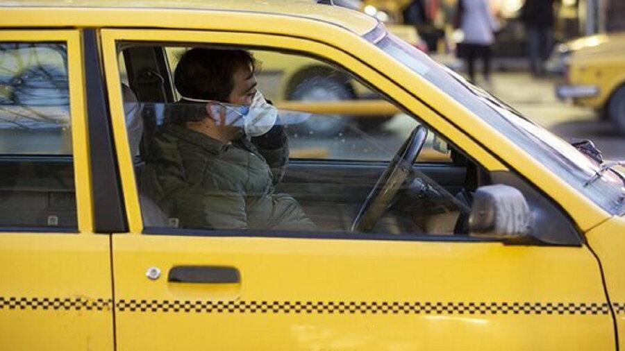 ادامه اجرای طرح فاصله گذاری در تاکسی ها ، تقسیم کرایه نفر چهارم بین 3 مسافر قطعی شد