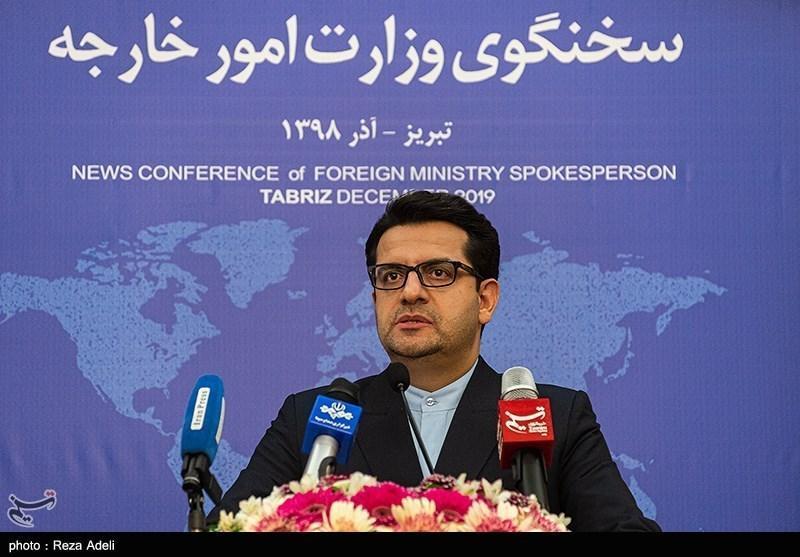واکنش وزارت خارجه به انتشار اطلاعات غلط درباره همکاری های ایران و چین