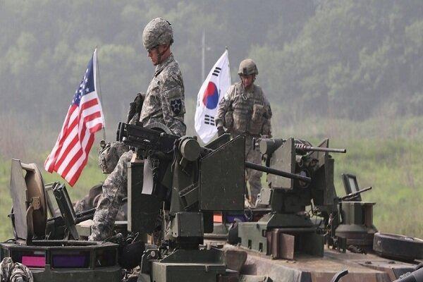 کره جنوبی و آمریکا رزمایش نظامی محدود برگزار می نمایند