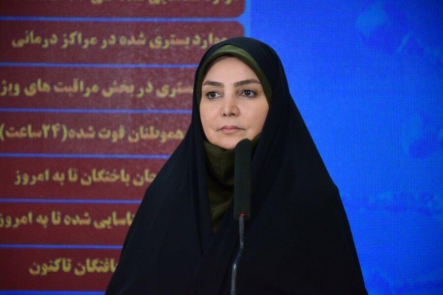 واکنش وزارت بهداشت به آمار بی بی سی فارسی از مبتلایان و جانباختگان کرونا در ایران