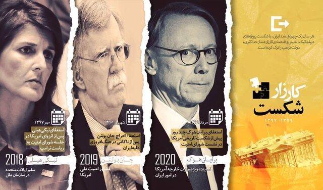 معزی: خروج چهره های ضد ایرانی از دولت ترامپ نشان از کارآمدی دیپلماسی ایران است