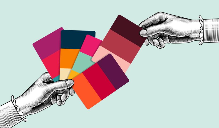 روان شناسی رنگ در تبلیغات؛ معنی و کاربرد هر رنگ در تبلیغات چیست؟