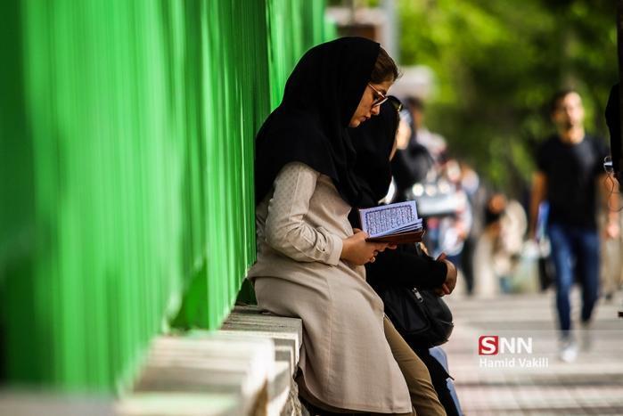 رقابت 4666 داوطلب در حوزه امتحانی دانشگاه سمنان