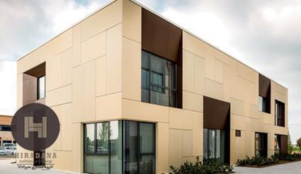 آشنایی با انواع نماهای ساختمانی و طراحی نما