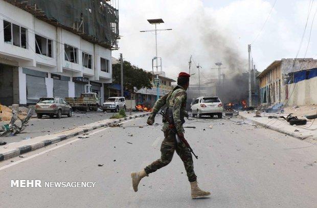 درگیری با الشباب در سومالی دهها کشته برجای گذاشت