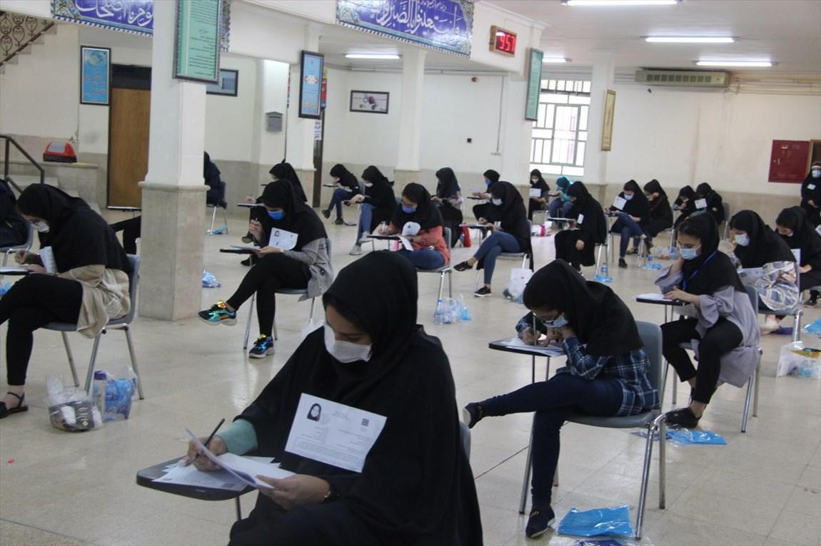 دانشگاه آزاد اسلامی یزد میزبان بیش از 646 داوطلب آزمون سراسری