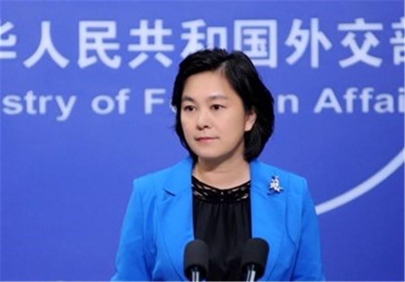 سخنگوی وزارت خارجه چین: خواهان تعمیق مشارکت راهبردی جامع دوجانبه با ایران هستیم