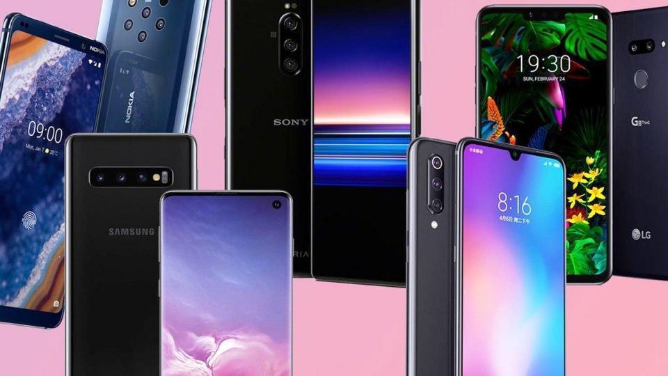 قیمت انواع گوشی موبایل، امروز 14 آبان 99