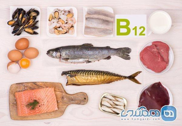 3 علامت دردناک کمبود ویتامین ب 12 در بدن