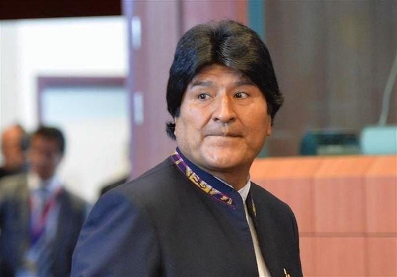 مورالس به بولیوی بازگشت