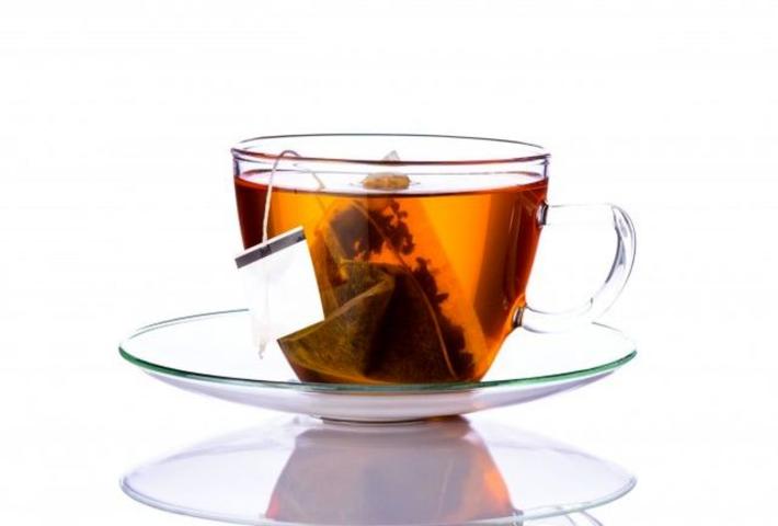 با چای کیسه ای، چای نخورید