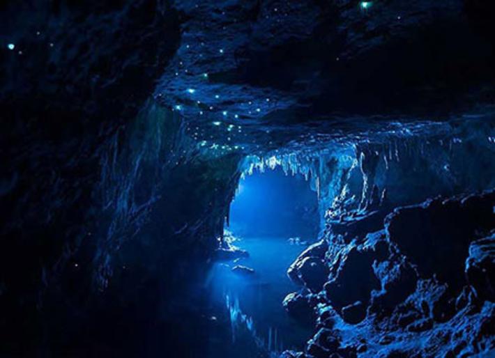 خیره کننده ترین غار دنیا