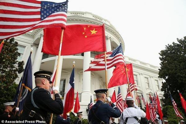 آمریکا و چین وارد جنگ سرد جدید نمی شوند