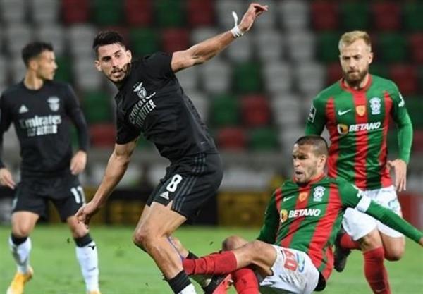 لیگ برتر پرتغال، شکست سنگین خانگی ماریتیمو در حضور بازیکنان ایرانی