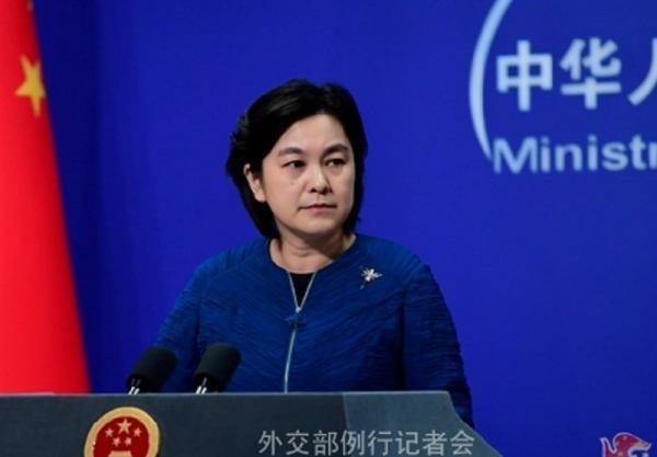 واکنش چین به رفتار زننده آمریکا در امور تایوان