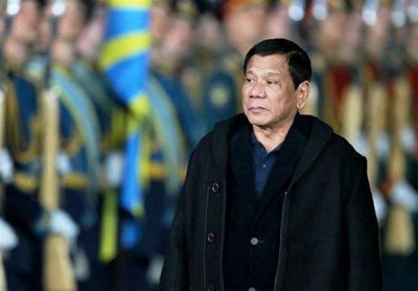 رئیس جمهور فیلیپین: آمریکا باید برای حفظ نظامیانش هزینه بپردازد