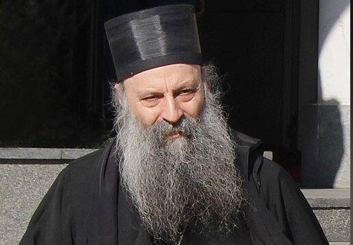 خبرنگاران اسقف اعظم جدید کلیسای ارتدکس صربستان انتخاب شد