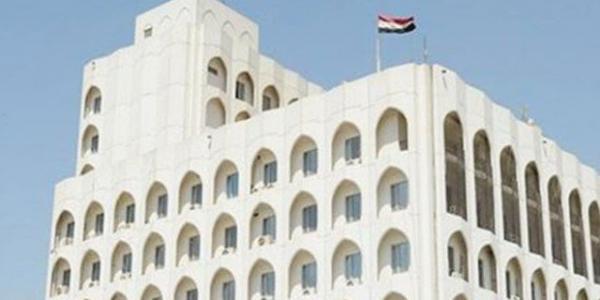 واکنش وزارت خارجه عراق به حملات راکتی به فرودگاه اربیل