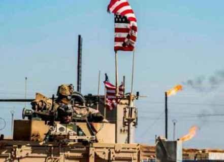 آمریکا سامانه دفاعی در میدان نفتی العمر در دیرالزور مستقر کرد