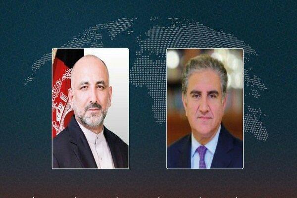 وزرای خارجه افغانستان و پاکستان گفتگو کردند