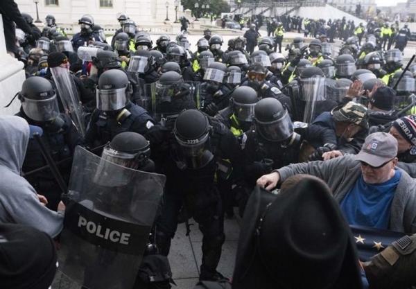 وزارت دادگستری آمریکا: بیش از 100 پرونده دیگر علیه مهاجمان به کنگره تشکیل خواهد شد