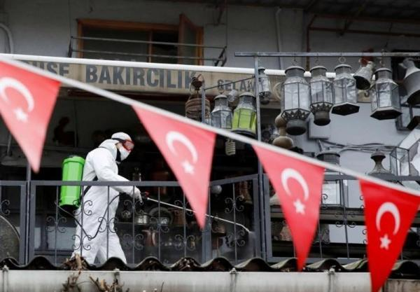 افزایش شمار ابتلا و مرگ بیماران کرونایی در ترکیه