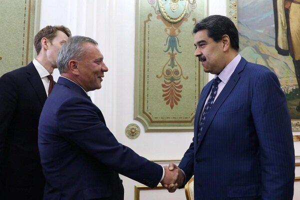 معاون نخست وزیر روسیه به ونزوئلا سفر کرد