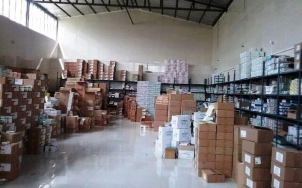 خبرنگاران 15 هزار دستگاه لوازم آشپزخانه قاچاق در پاکدشت کشف شد
