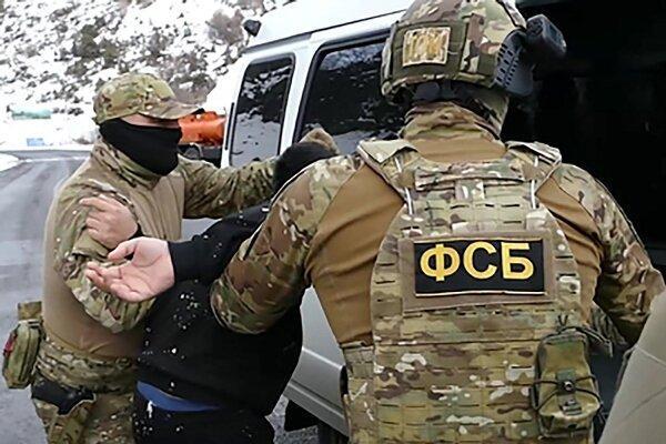روسیه یک دیپلمات اوکراینی را به اتهام جاسوسی بازداشت کرد