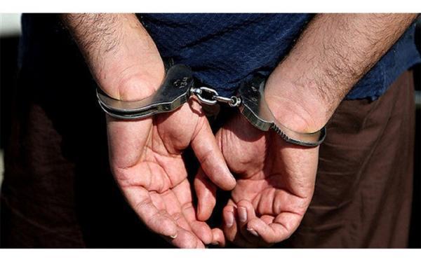 پاترول سارق دستگیر شد