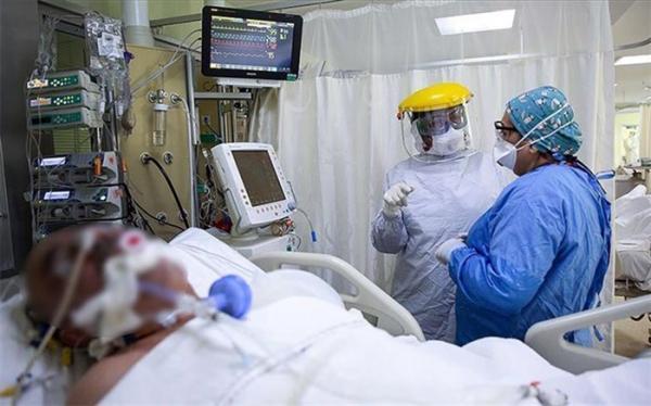 شناسایی 6442 بیمار جدید کرونایی در شبانه روز گذشته