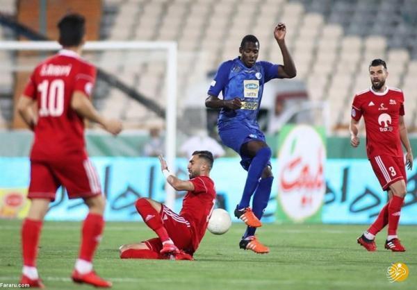 روز و ساعت بازی فوتبال استقلال - تراکتور