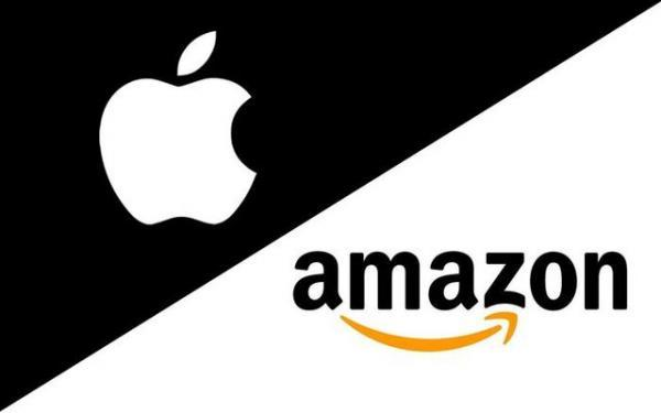 آمازون و اپل پرچمدار باارزش ترین برندهای دنیا