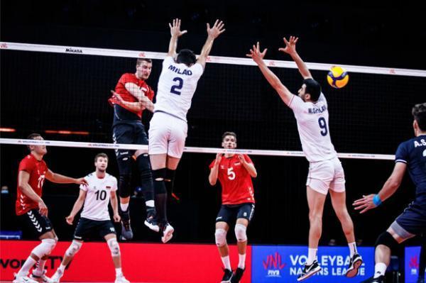 زمان اعلام فهرست 12 نفره تیم ملی والیبال به المپیک معین شد
