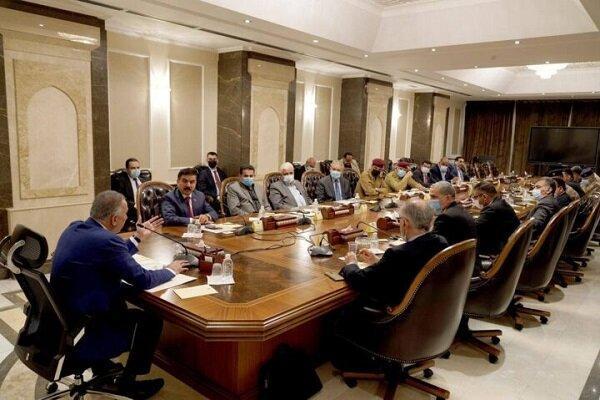 نشست فوق العاده شورای امنیت ملی عراق درباره حمله آمریکا