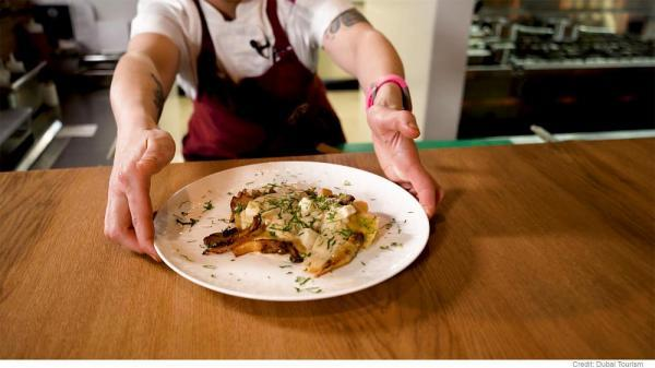 اولین رستوران مستر شف در دوبی راه اندازی شد