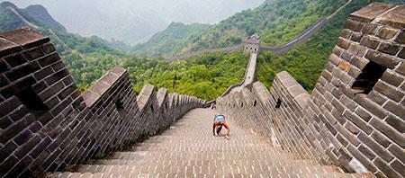 رازهای عظیم و جالب درباره دیوار چین
