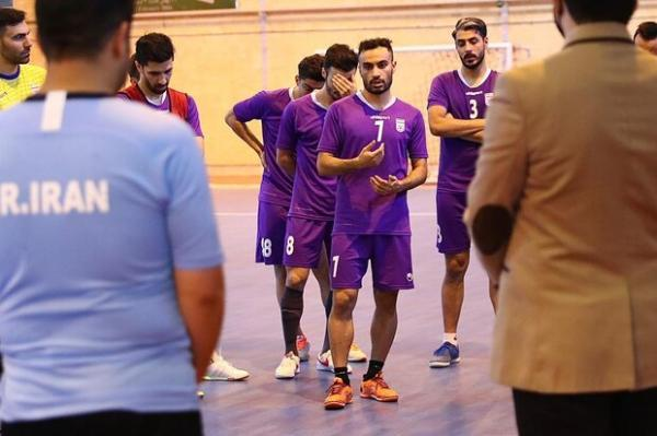 حسن زاده: ملاقات با صربستان مهمترین مسابقه ایران است