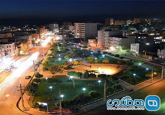 شهرستانی در جنوب آذربایجان شرقی که از آب و هوای مطبوعی برخوردار است